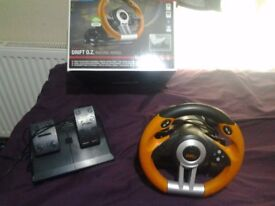 Speedlink Drift O.Z. Racing Wheel for PC