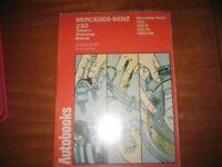 Mercedes Benz 230 owners workshop manual