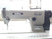 Brother industrial sewing machine (DB2 B755 MK3)