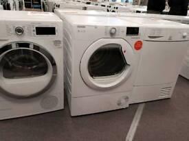 HOOVER Dynamic Next DX C9DG NFC 9 kg Condenser Tumble Dryer - White