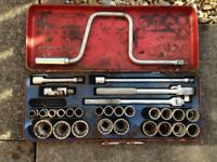 Bacho socket set