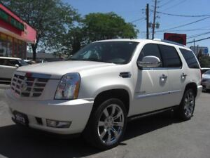 2013 Cadillac Escalade Premium 4WD *REDUCED* *Nav / DVD / Sunroo