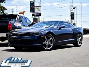 2014 Chevrolet Camaro 2LT RS Edition Sunroof Leather