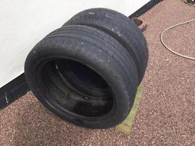 Continental Tyres 235/45 R18