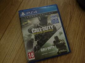 PS4 Call of Duty Infinite Warfare Game for Playstation 4