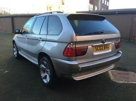 BMW X5 3.0D 2002 **May take a cheaper px**