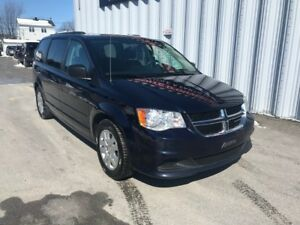 2015 Dodge Grand Caravan SXT STOW N GO NAVIGATION