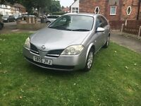 Nissan primera full service long mot tax bargin