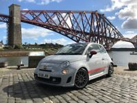 Fiat 500 Abarth 1.4 16 T-Jet Esseesse..Top Spec..60,000 Miles..Abarth Service History..One Years MOT