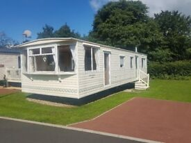 GREAT VALUE STARTER CARAVAN AT COUNTY DURHAM HOLIDAY PARK