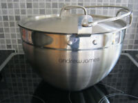 9L MASLIN PAN / PRESERVING PAN