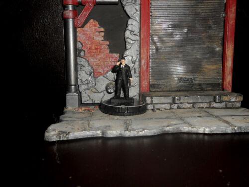 CUSTOM Heroclix JAMES BOND - 007 Figure MINIATURE Agent Spy