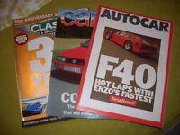 Car Magazine Collection