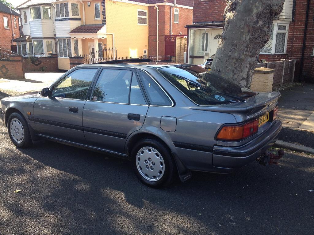 Gem Car For Sale >> 1990 'G' TOYOTA CARINA 2 II GLI EXECUTIVE AUTO GREY | in Yardley, West Midlands | Gumtree