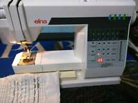 Sew manchine Elna 5000 computerised