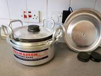Cooking stock pot 3 in different size weekend offer