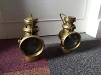 Powell and Hanmer Carriage Lamps