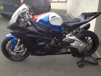 BMW S1000RR trackday or race