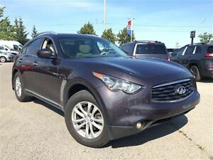 2009 Infiniti FX37 LEATHER**NAVIGATION**POWER SUNROOF**