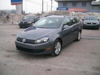2011 Volkswagen Golf Wagon confortline