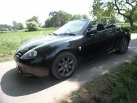 2005 MG TF 115 SPORTS CONVERTIBLE LONG MOT