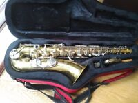 Tenor Saxophone, Weltklang Solist, ideal for student or second instrument