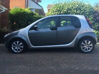 ***LOOK*** Smart Forfour Coolstyle (low mileage)