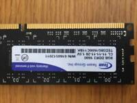 Team Elite TED38G1600C11BK 8GB DDR3 Ram