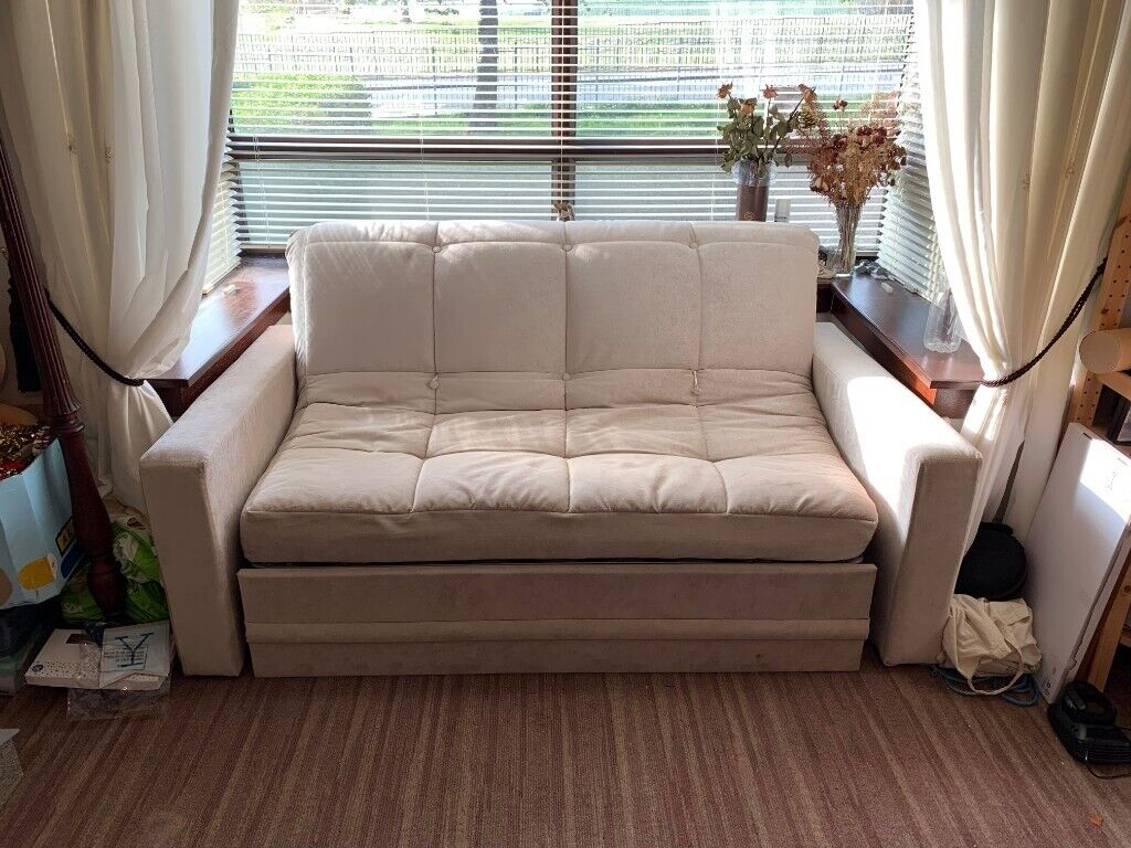 Double Sofa Bed with Storage Space   in East End, Glasgow ...