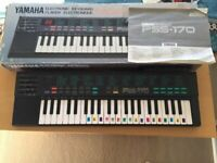 Yamaha mini Electronic keyboard PSS -170