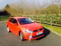 Volkswagen Polo, 1.2, 2013 - 12 Months MOT, very low mileage, immacculate