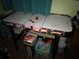 Air hockey table only £15