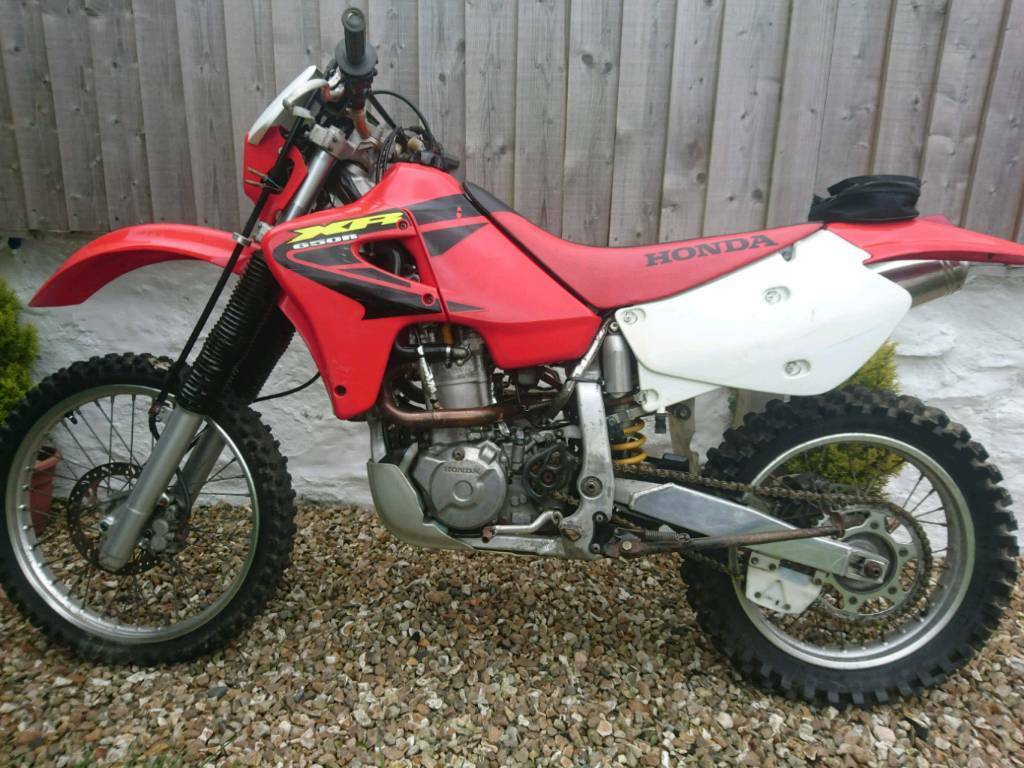 Honda Xr650r Xr 650 R Supermoto Not Ktm Bmw Drz In
