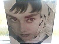 Audrey Hepburn square picture