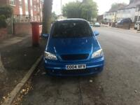 REDUCED!!! Automatic zafira gsi 7 seater