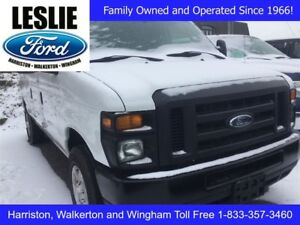 2013 Ford E-250 Accident Free | Trailer Tow Mirrors