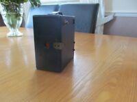 Ensign E29 blue box camera from 1924