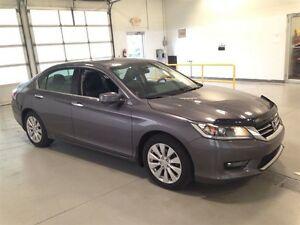 2014 Honda Accord Sedan EX-L| BACKUP CAM| LEATHER| SUNROOF| 124, Kitchener / Waterloo Kitchener Area image 7
