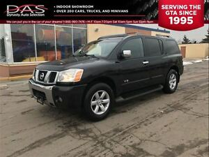2006 Nissan Armada LE NAVIGATION/TV-DVD/LEATHER