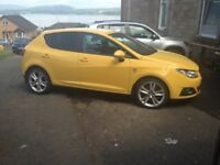 SEAT IBIZA 1.6 TDI FOR SALE , IMMACULATE CONDITION