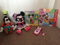 Disney Mickey Mouse movie toys