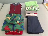 Boy clothes bundle 5 years