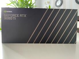 Nvidia GeForce RTX 3080 TI Founders Edition - Brand New and Sealed
