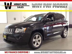 2011 Jeep Compass NORTH EDITION  BLUETOOTH  CRUISE CONTROL  A/C 