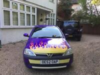 HOTROD Vauxhall Corsa £350 ono