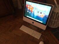 Apple iMac 2008 - 20inch Screen . 320GB Hard drive. 4Gig Ram. Refurbished and factory reset,