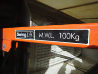 POWER SWING LIFT FOR VEHICLES