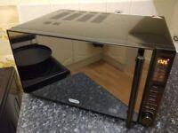 Delonghi D90D25ESLRIII Microwave 900W