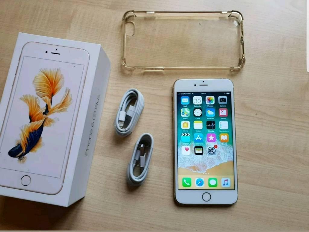 9b325732700 Apple I phone 6s plus 128gb unlocked rose gold