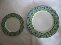 Wedgewood Watercolour Dinner Service and Tableware